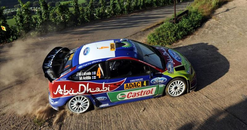 FET izradio studiju za World Rally...